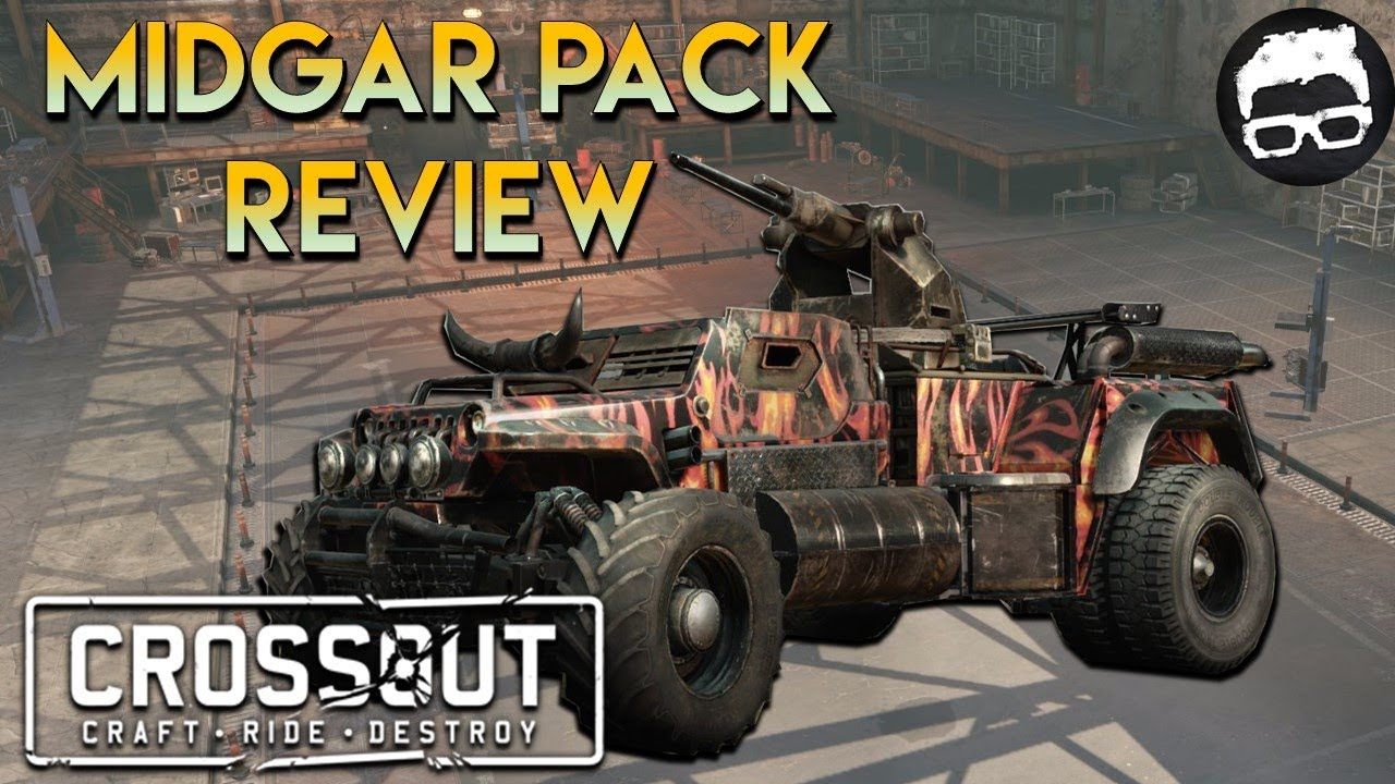 Crossout--Midgar Pack Review #16