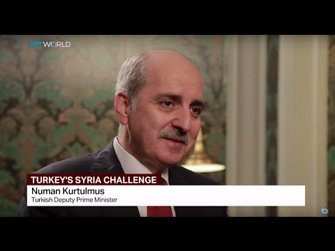Interview with Turkish Deputy Prime Minister Numan Kurtulmuş on operation Euphrates Shield
