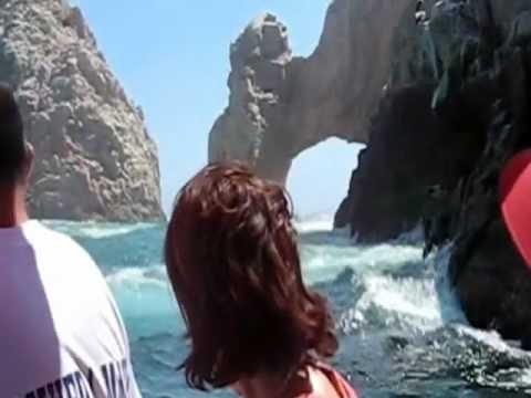 El mejor video del Arco en  Cabo San Lucas