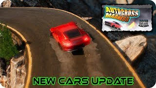 AUTOCROSS MADNESS New Cars Update - Now It's Even More Fun Gameplay | PC STEAM HD