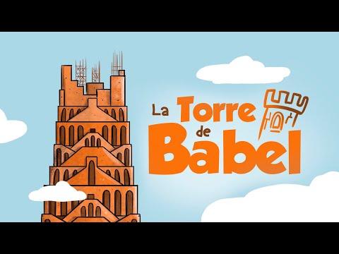 La Torre de Babel   Mi primera biblia   06
