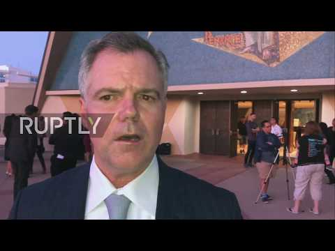 USA: 'My message is that we're open'- MGM CEO in wake of Vegas gun attack