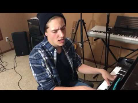 """15 Year Old Jacob Anderson performing """"Yours"""""""