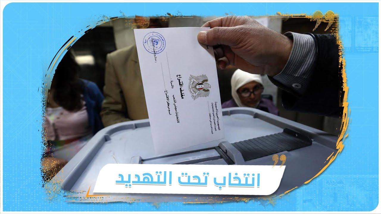 مسرحية جديدة لانتخابات بشار الأسد بطلها -حزب الله-.. تسجيل أسماء اللاجئين السوريين تحت التهديد  - 17:58-2021 / 4 / 21