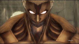 Attack on Titan Launch Trailer thumbnail