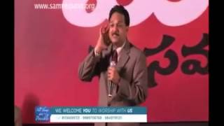 Living in the Kingdom 3 (Telugu Message) by Samuel R. Patta