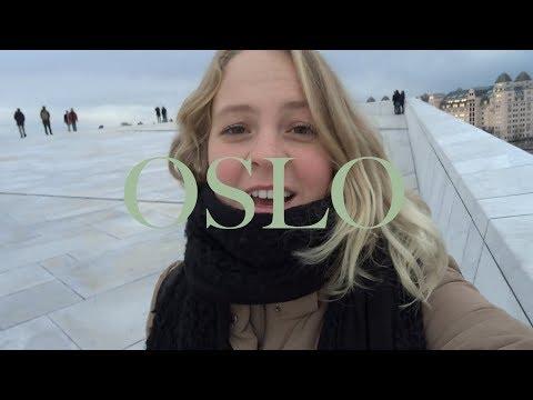 Oslo | Visiting my best friend in Norway!