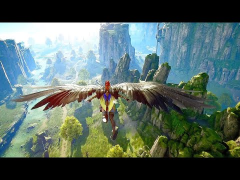 Download Top 25 NEW Open World RPGs of 2021 & 2022   PS5, PS4, PC, XSX, XB1 (4K 60FPS)