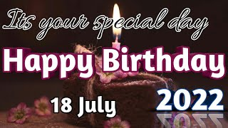 19 June 2021 Birthday Wishing Video||Birthday Video||Birthday Song
