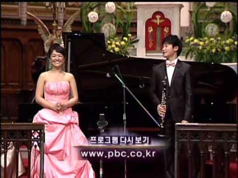 Han Kim And Sunhae Im Plays Der Hirt Auf Dem Felsen (Shepherd On The Rock) By Schubert. Part II