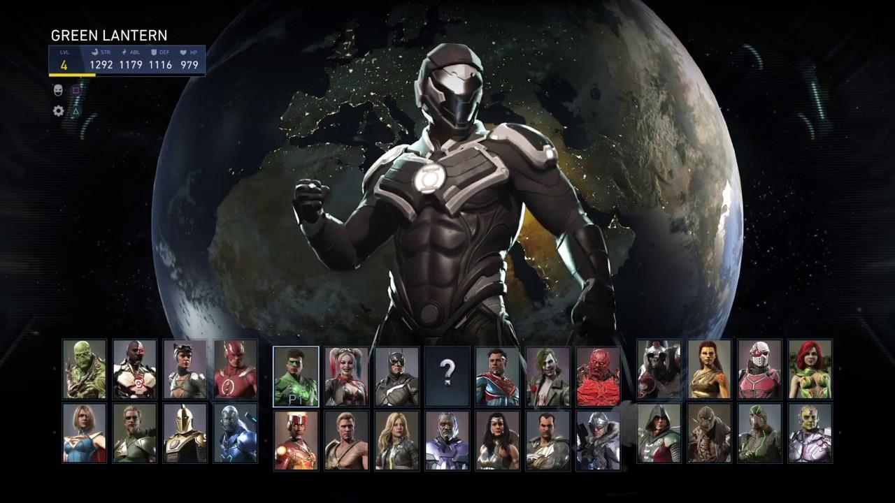 Black Ring Injustice