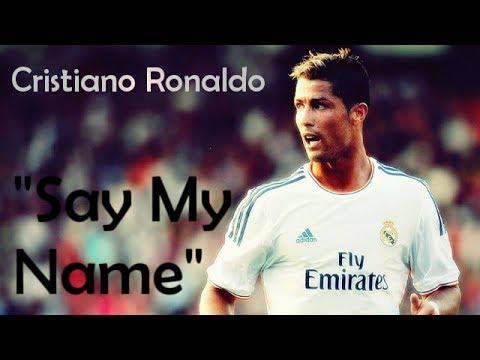 Cristiano Ronaldo Ganzer Name