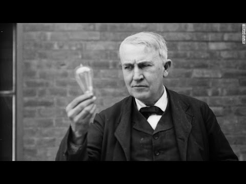 Thomas Edison's Light Bulb