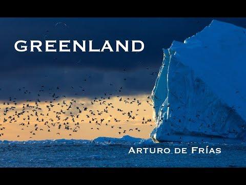 GREENLAND IN WINTER by Arturo de Frias