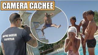 PRANK : Un PLONGEUR DE L'EXTREME piège une piscine public ! (ft Lionel Franc) #RidingZone