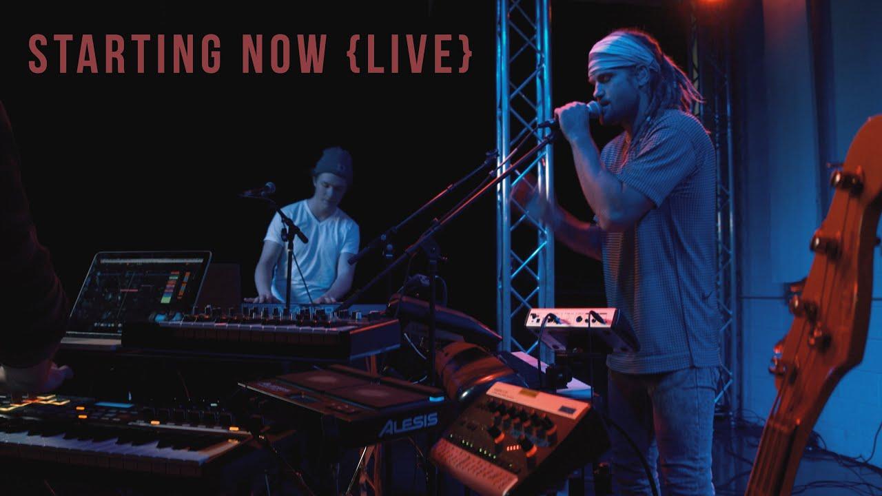 David Dunn - Starting Now (Live)