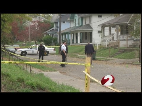 Murder in a Dayton alley goes unsolved
