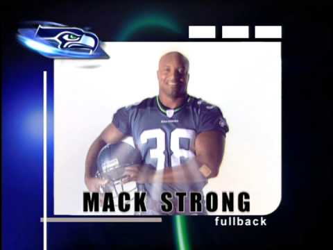 Seahawks Mack Strong