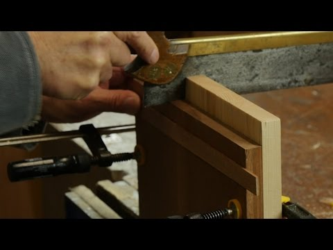Paul Sellers | Dovetail Technique - Part 1