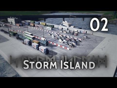 STORM ISLAND - Harbor [No. 02]