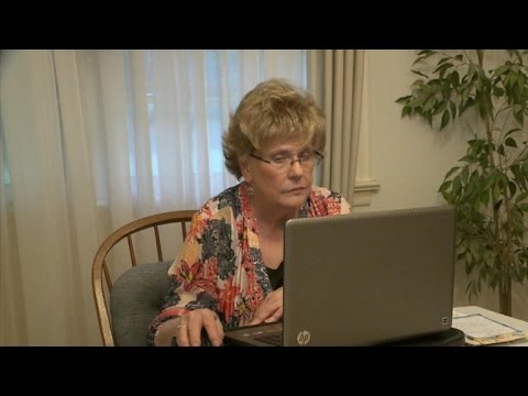 Older singles lose millions in online dating scams