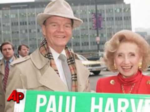Broadcasting Pioneer Paul Harvey Dead at 90