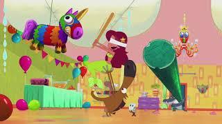 Зиг и Шарко | сборник пиньята | русский мультфильм | дети видео | мультфильмы |