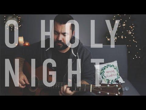 O Holy Night Live Guitar Tutorial
