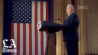 RNC: Police union leader tells Republican convention why officers support Trump