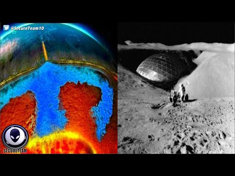 Giant Glass Dome On The Moon! UFO Follows Plane, Zombie Patrol Cars? 9/15/16