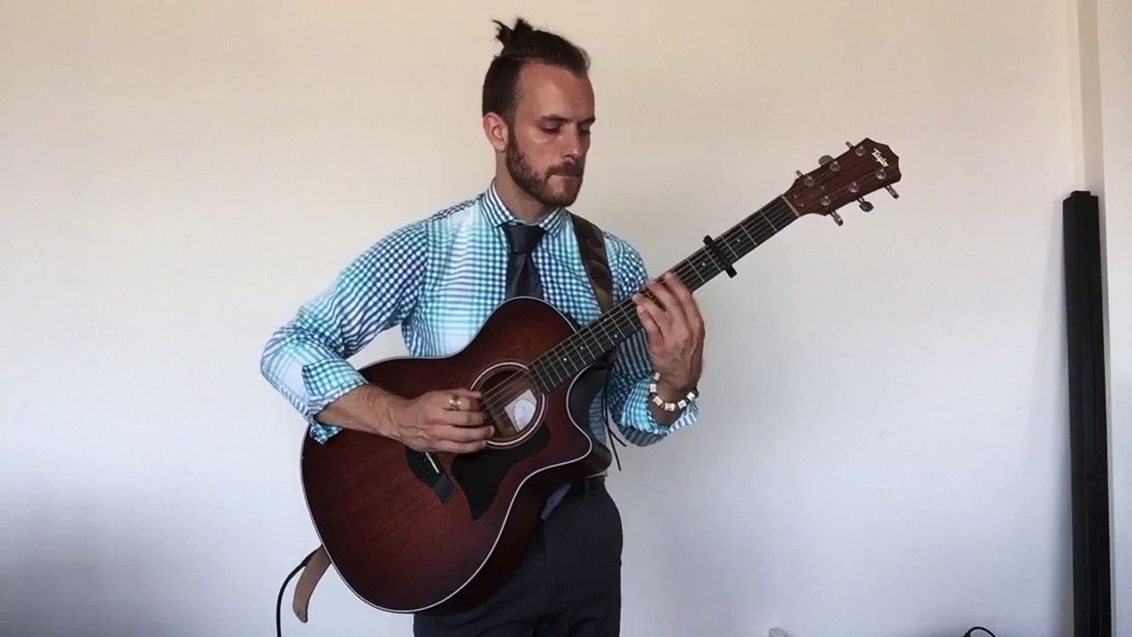 Paper Doll | John Mayer (Instrumental Acoustic Guitar ...