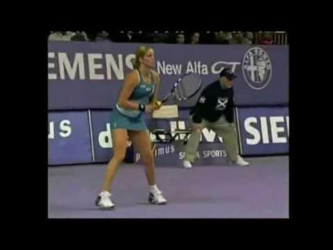 """Ким Антони Лоде Клейстерс """"Игрок Года WTA"""" 2005, 2010 годов"""