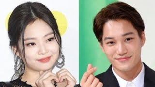 Download Video Kai (EXO) and Jennie (BLACKPINK) JENKAI ALL MOMENTS MP3 3GP MP4
