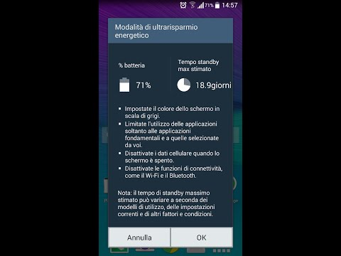 [NOTE 3] Ultra Power Saving Mode - How To