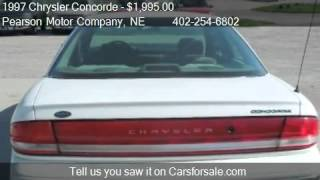 1997 Chrysler Concorde LX - for sale in Hartington, NE 68739
