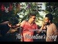 Chand Chupa Badal Mein|the Valentine's Song|abir Biswas|ft. Doi And Bantu(venus The Band) video