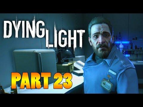 Dying Light Co-Op Walkthrough Part 23 - Giving Dr. Camden the Samples