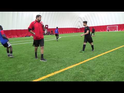 Hi Profile U16 vs  Seneca College Men (3rd)  2 - 6