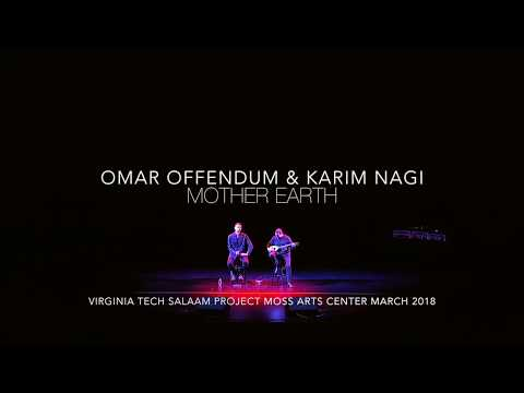 Omar Offendum feat. Karim Nagi (Buzuq): Mother Earth