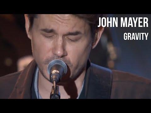 John Mayer - Gravity  sub Español +