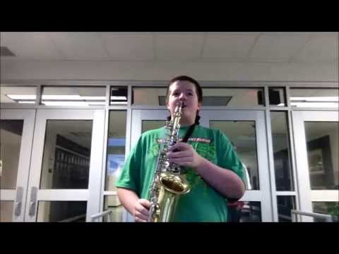 How to play Epic Sax Guy on Alto Saxophone (Remake)