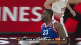 / Anadolu Efes - CSKA Moskova / James Anderson