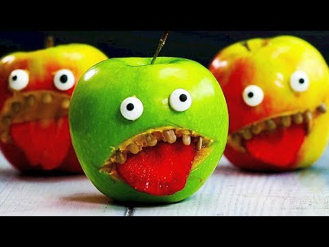 15 Last Minute Halloween Treats | Easy Halloween Party Food Recipes | Craft Factory