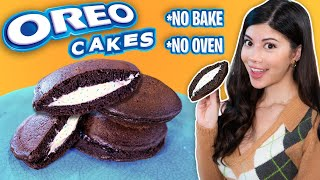 I Tried Cooking Satisfying Oreo Dora Cakes
