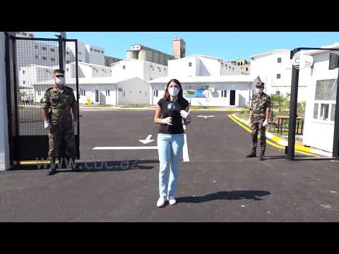 Медицинский центр при МЧС Азербайджана рассчитан на 800 пациентов