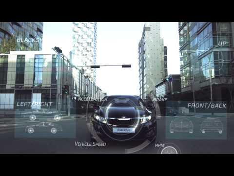BlackSys CL-100B OBDII-2CH-GPS Автомобильный интеллектуальный видеорегистратор с SONY Exmor