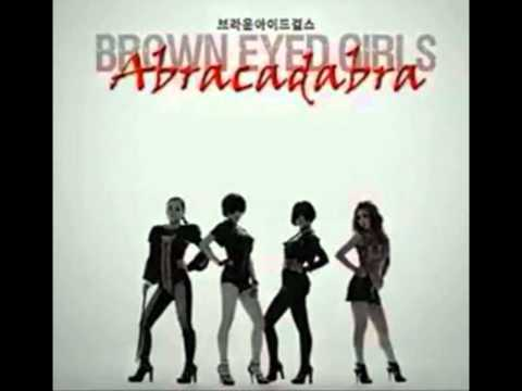 [RINGTONE]BROWN EYED GIRLS-Abracadabra!