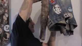 jason jessee art show at orchard skateshop manufactured inspirado keeping the mythos alive
