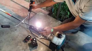ไดปั่นไฟDC12V10Aสตาร์ทเครื่องตัดหญ้า