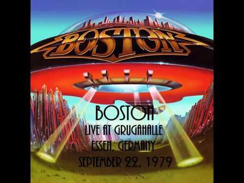 Boston Live at Grugahalle; Essen, Germany 1979 Audio